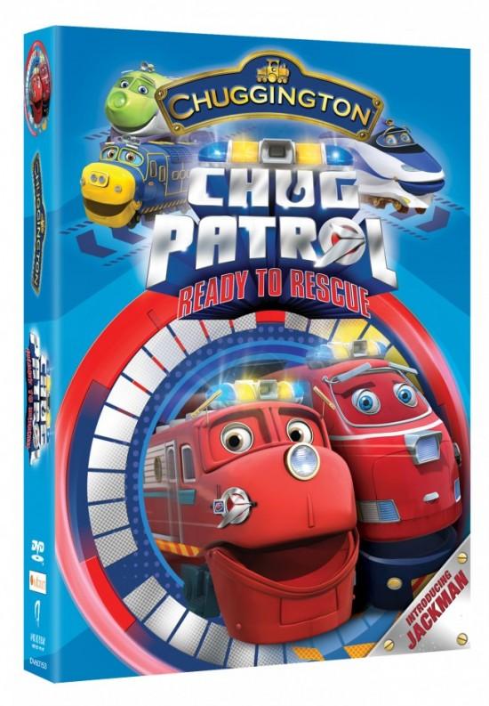 Chug Patrol 3D