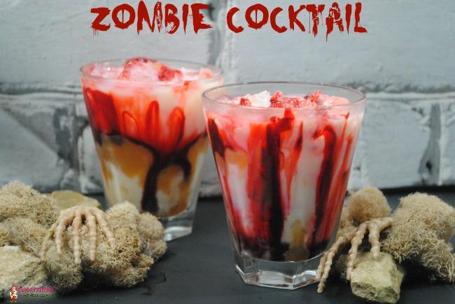 walking dead, zombie cocktail, walking dead cocktail, halloween,