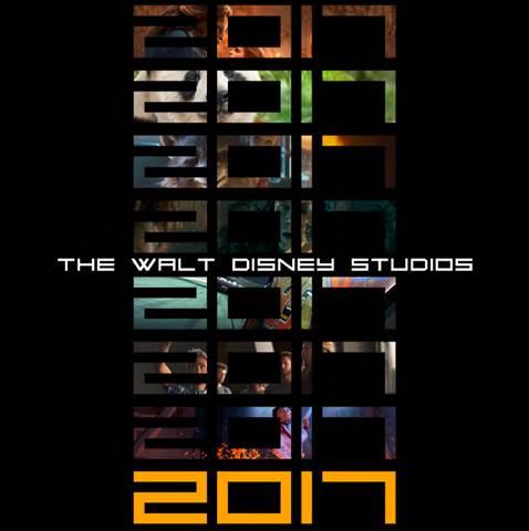 2017 Titles Released for Disney, Marvel, LucasFilms and Pixar